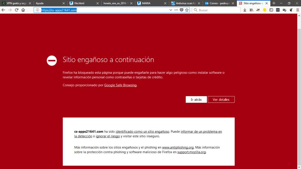 Seguridad Informática Sevilla